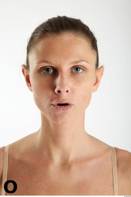 Photo of Face Phonemes Woman White Underweight