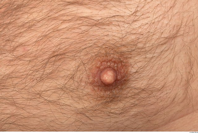 Photo of Chest Man White Hairy Nude Average