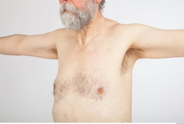 Photo of Chest Man White Nude Average
