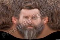 Old man premade head texture 0001