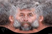 Old man premade head texture 0002