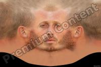 White man premade head texture 0001