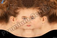 White woman premade head texture 0001