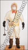Soviet nuclear power researcher uniform