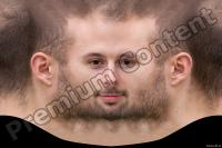 White head male premade texture 0006