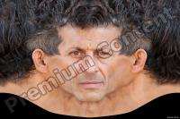 White head male premade texture 0003