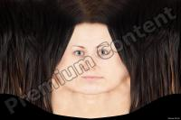 Female head premade texture 0002