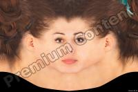 Female head texture 0003