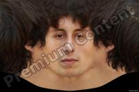 Young man head premade texture 0007