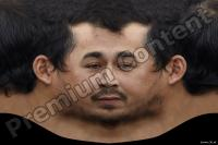 Man head premade texture 0006