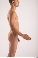 Colin  1 arm flexing nude side 0002.jpg