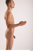 Colin  1 arm flexing nude side 0003.jpg