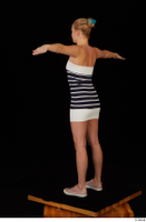 Cayla Lyons dress standing t-pose whole body 0004.jpg