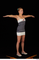 Cayla Lyons dress standing t-pose whole body 0008.jpg