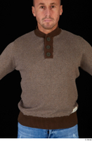 Arnost brown sweatshirt clothing upper body 0001.jpg