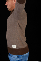 Arnost brown sweatshirt clothing upper body 0004.jpg