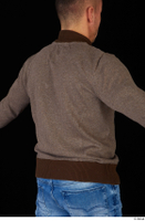 Arnost brown sweatshirt clothing upper body 0007.jpg