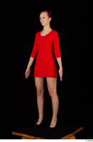 Kyoko clothing red dress standing whole body 0002.jpg