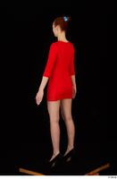 Kyoko clothing red dress standing whole body 0004.jpg