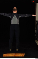 George black thermal underwear clothing standing t-pose whole body 0005.jpg