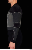 George arm black thermal underwear upper body 0001.jpg
