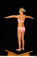 Victoria Pure pink underwear standing t-pose whole body 0006.jpg