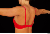 Victoria Pure back red bra underwear 0003.jpg
