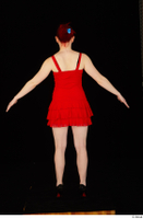 Vanessa Shelby red dress standing whole body 0013.jpg