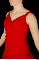 Vanessa Shelby chest red dress 0005.jpg
