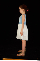 Lilly dress dressed sandals standing whole body 0003.jpg