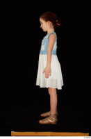 Lilly dress dressed sandals standing whole body 0011.jpg
