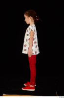 Lilly dressed leggings red shoes standing t shirt trousers whole body 0011.jpg